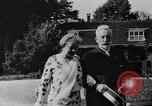 Image of Kaiser Wilhelm II in exile Holland, 1933, second 55 stock footage video 65675071555