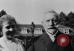 Image of Kaiser Wilhelm II in exile Holland, 1933, second 56 stock footage video 65675071555