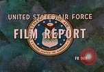Image of Strategic Air Command United States USA, 1969, second 5 stock footage video 65675071559