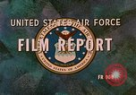 Image of Strategic Air Command United States USA, 1969, second 8 stock footage video 65675071559