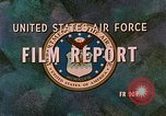 Image of Strategic Air Command United States USA, 1969, second 9 stock footage video 65675071559
