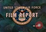 Image of Strategic Air Command United States USA, 1969, second 10 stock footage video 65675071559