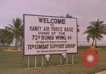 Image of Strategic Air Command Aguadilla Puerto Rico, 1969, second 10 stock footage video 65675071560