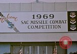 Image of Strategic Air Command units United States USA, 1969, second 21 stock footage video 65675071565