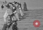 Image of Native fishermen Hawaii USA, 1916, second 2 stock footage video 65675071578