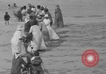 Image of Native fishermen Hawaii USA, 1916, second 3 stock footage video 65675071578