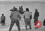 Image of Native fishermen Hawaii USA, 1916, second 8 stock footage video 65675071578