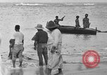 Image of Native fishermen Hawaii USA, 1916, second 15 stock footage video 65675071578
