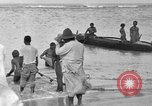 Image of Native fishermen Hawaii USA, 1916, second 16 stock footage video 65675071578