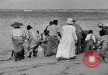 Image of Native fishermen Hawaii USA, 1916, second 19 stock footage video 65675071578