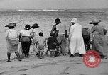 Image of Native fishermen Hawaii USA, 1916, second 21 stock footage video 65675071578