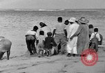 Image of Native fishermen Hawaii USA, 1916, second 22 stock footage video 65675071578