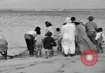 Image of Native fishermen Hawaii USA, 1916, second 23 stock footage video 65675071578