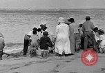 Image of Native fishermen Hawaii USA, 1916, second 24 stock footage video 65675071578