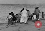 Image of Native fishermen Hawaii USA, 1916, second 26 stock footage video 65675071578