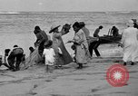 Image of Native fishermen Hawaii USA, 1916, second 31 stock footage video 65675071578