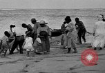Image of Native fishermen Hawaii USA, 1916, second 33 stock footage video 65675071578