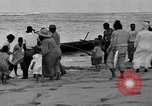 Image of Native fishermen Hawaii USA, 1916, second 35 stock footage video 65675071578