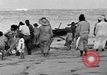 Image of Native fishermen Hawaii USA, 1916, second 36 stock footage video 65675071578