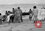 Image of Native fishermen Hawaii USA, 1916, second 37 stock footage video 65675071578