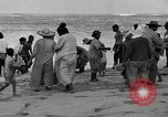 Image of Native fishermen Hawaii USA, 1916, second 41 stock footage video 65675071578