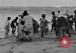 Image of Native fishermen Hawaii USA, 1916, second 42 stock footage video 65675071578