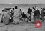 Image of Native fishermen Hawaii USA, 1916, second 49 stock footage video 65675071578