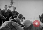 Image of USS Franklin Pacific Ocean, 1945, second 25 stock footage video 65675071581