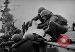 Image of USS Franklin Pacific Ocean, 1945, second 48 stock footage video 65675071581