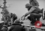 Image of USS Franklin Pacific Ocean, 1945, second 51 stock footage video 65675071581