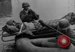 Image of 14th Armored Division Gemunden Germany, 1945, second 37 stock footage video 65675071593