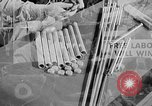 Image of radio in battles Pacific Theater, 1943, second 21 stock footage video 65675071599