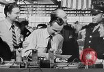 Image of radio in battles Pacific Theater, 1943, second 46 stock footage video 65675071599
