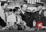 Image of radio in battles Pacific Theater, 1943, second 48 stock footage video 65675071599