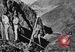 Image of Hoover Dam construction scenes United States USA, 1931, second 3 stock footage video 65675071602
