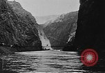Image of Hoover Dam construction scenes United States USA, 1931, second 17 stock footage video 65675071602