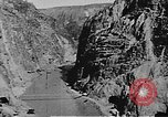 Image of Hoover Dam construction scenes United States USA, 1931, second 20 stock footage video 65675071602