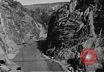 Image of Hoover Dam construction scenes United States USA, 1931, second 21 stock footage video 65675071602