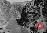 Image of Hoover Dam construction scenes United States USA, 1931, second 22 stock footage video 65675071602