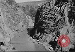 Image of Hoover Dam construction scenes United States USA, 1931, second 24 stock footage video 65675071602