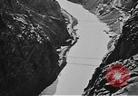 Image of Hoover Dam construction scenes United States USA, 1931, second 25 stock footage video 65675071602