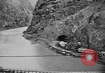 Image of Hoover Dam construction scenes United States USA, 1931, second 48 stock footage video 65675071602