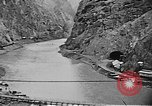 Image of Hoover Dam construction scenes United States USA, 1931, second 50 stock footage video 65675071602