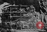 Image of Hoover Dam construction scenes United States USA, 1931, second 54 stock footage video 65675071602