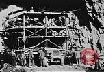 Image of Hoover Dam construction scenes United States USA, 1931, second 55 stock footage video 65675071602