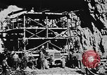 Image of Hoover Dam construction scenes United States USA, 1931, second 56 stock footage video 65675071602