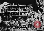 Image of Hoover Dam construction scenes United States USA, 1931, second 57 stock footage video 65675071602