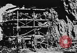 Image of Hoover Dam construction scenes United States USA, 1931, second 58 stock footage video 65675071602