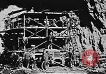 Image of Hoover Dam construction scenes United States USA, 1931, second 59 stock footage video 65675071602