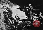 Image of Hoover Dam construction scenes United States USA, 1931, second 60 stock footage video 65675071602
